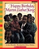 Marzollo, Jean,Happy Birthday, Martin Luther King