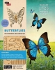 Tepper Brown Ruth,Butterflies - Incredibuilds