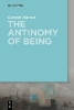 Harries, Karsten,The Antinomy of Being