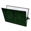 ,Tekenmap Canson 78x115cm kleur groen annonay sluiting met linten
