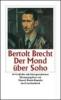 Brecht, Bertolt,Der Mond über Soho