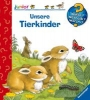 Erne, Andrea,Unsere Tierkinder