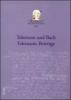 ,Telemann und Bach - Telemann-Beiträge