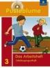 Pusteblume 3. Das Sprachbuch. Arbeitsheft,Berlin, Brandenburg, Mecklenburg-Vorpommern, Sachsen-Anhalt. Ausgabe 2010