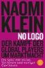 Klein, Naomi,No Logo!