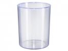 ,papierbak HAN i-Line Signal 13 liter transparant lichtblauw
