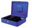 ,Geldkist Pavo 300x240x90mm blauw