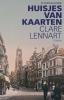 <b>Claire  Lennart</b>,Huisjes van kaarten