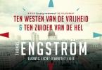 Thomas  Engström,Ten westen van de vrijheid + Ten zuiden van de hel DL