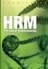 <b>R.G.  Moorer</b>,Kennisboek HRM