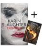 Karin  Slaughter ,Triptiek & Laatste adem (pakket)