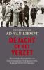 <b>Ad van Liempt</b>,De jacht op het verzet