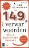 <b>Jan  Dijkgraaf</b>,149 Verwarwoorden