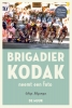 <b>Wiep  Idzenga</b>,Brigadier Kodak neemt een foto