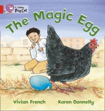 Vivian French,   Karen Donnelly The Magic Egg