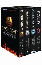 Roth, Veronica Divergent Series Box Set (books 1-4 plus World of Divergent)