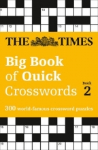 The Times Mind Games Times Big Book of Quick Crosswords Book 2