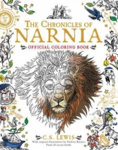 Lewis, C. S. The Chronicles of Narnia Official Coloring Book