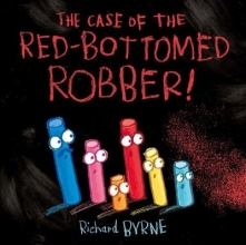 Byrne, Richard Case of the Red-Bottomed Robber
