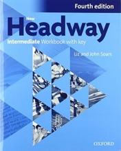 Soars, John,   Soars, Liz New Headway Intermediate Workbook with Key & iChecker CD-ROM Pack