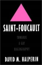 Halperin, David M. Saint Foucault