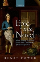 Power, Henry Epic into Novel