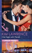 Lawrence, Kim One Night With Morelli