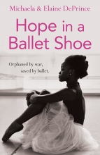 Michaela,Deprince Hope in a Ballet Shoe