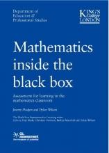 Bethan Marshall,   Dylan William Mathematics Inside the Black Box