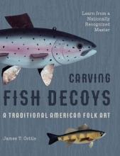 James T. Cottle Carving Fish Decoys