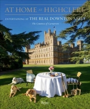 Countess of Carnavon At Home at Highclere