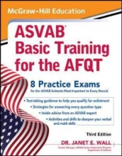 Wall, Janet E. McGraw-Hill Education ASVAB Basic Training for the Afqt, Third Edition