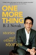 Novak, B. J. One More Thing