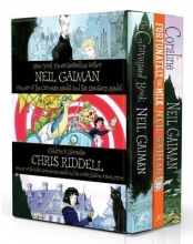 Gaiman, Neil Neil Gaiman & Chris Riddell Box Set