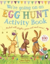 Hughes, Laura We`re Going on an Egg Hunt Activity Book
