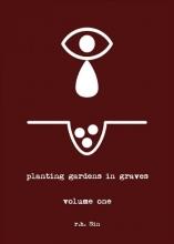 r.h. Sin Planting Gardens in Graves