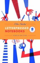 Klas Fahlen - Two Letterpressed Notebooks