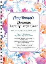 Knapp, Amy 2019 Amy Knapp`s Christian Family Organizer