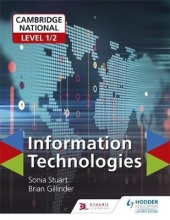 Gillinder, Brian Cambridge National Level 1/2 Certificate in Information Technologies