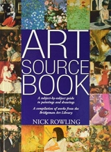 Rowling, Nick Art Source Book