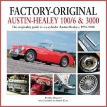 Bill Piggott Factory-Original Austin-Healey 100/6 & 3000