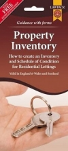 Property Inventory Form Pack