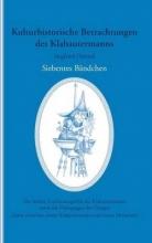 Harmel, Siegfried Kulturhistorische Betrachtungen des Klabautermanns - Siebentes Bändchen