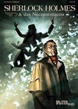 Cordurié, Sylvain Sherlock Holmes & das Necronomicon