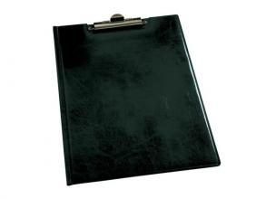 , Klembordmap Durable 2355 met kopklem en insteek zwart