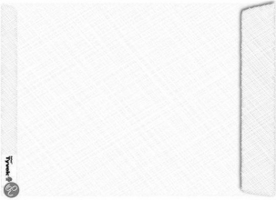 , Envelop Tyvek akte EB4 262x371mm 54gr wit 100stuks