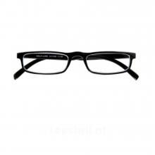 G31000 1.00 , I need you leesbril relax half-line zwart 1.00