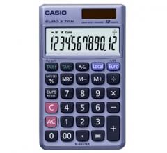 , Rekenmachine Casio SL-320TER
