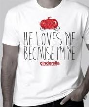 Cinderella T-shirt Xxl