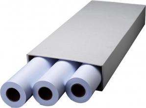 , Inkjetpapier Fastprint Plot 610mmx50m 90gr extra
